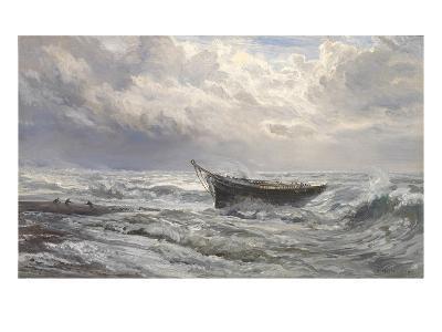 Stormy Seas, 1874