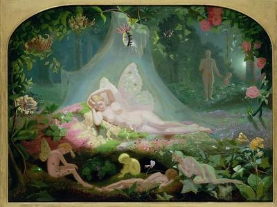 There Sleeps Titania, 1872
