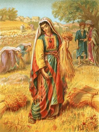 Ruth in the Corn-Field