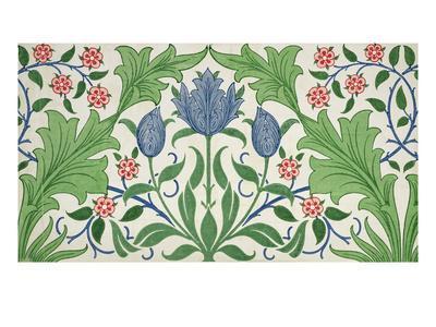 Floral Wallpaper Design