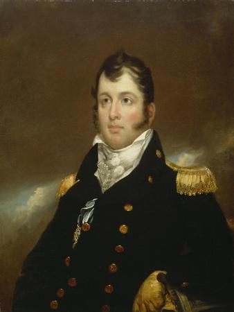 Commodore Oliver Hazard Perry, c.1814