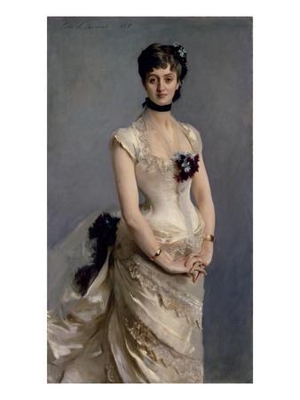 Madame Paul Poirson, 1885