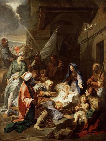 Adoration of the Magi, 1700/10