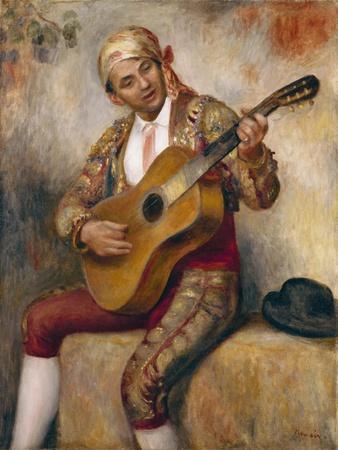 The Spanish Guitarist, 1894