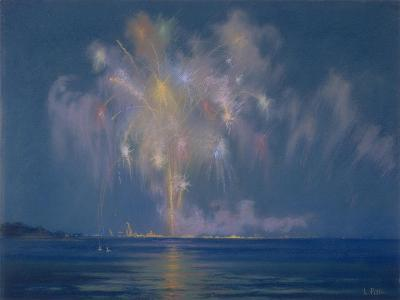 The Grand Finale, Late 19th-Early 20th Century (Pastel on Paper)