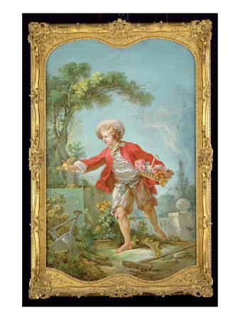 The Gardener, 1754/55