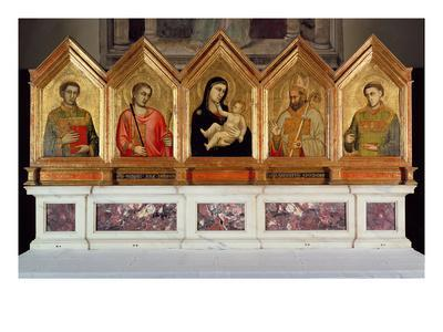 St. Reparata Polyptych (See also 65558-69)