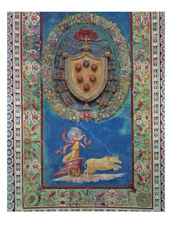 The 'Camera Con Fregio Di Amorini' (Chamber of the Cupid Frieze)