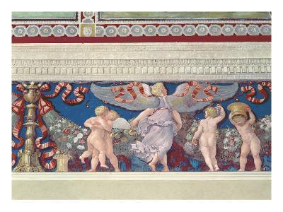 Frieze from the 'Camera Con Fregio Di Amorini' (Chamber of the Cupid Frieze)