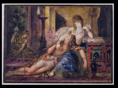 Samson and Delilah (W/C)