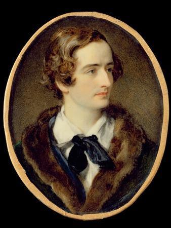 Portrait Miniature of John Keats (W/C on Ivory) (Detail of 67539)