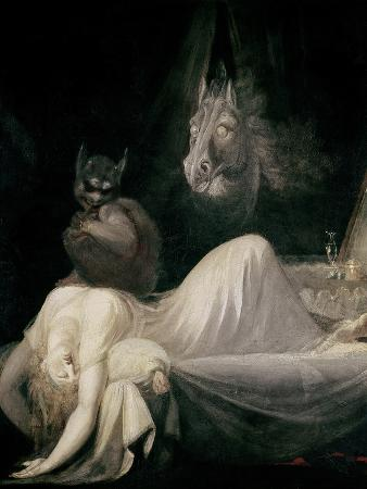 The Nightmare, c.1781