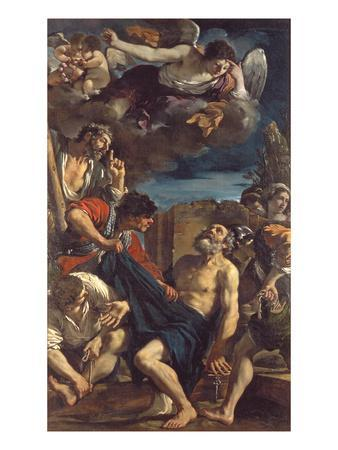 The Martyrdom of St. Peter