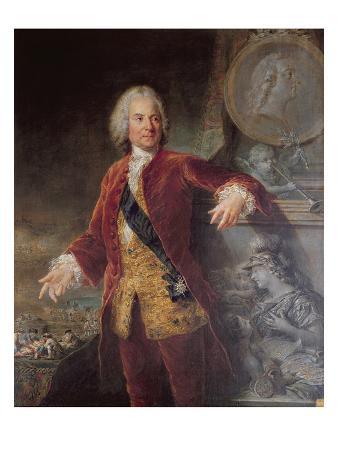 Germain Pichault De La Martiniere (1697-1783)