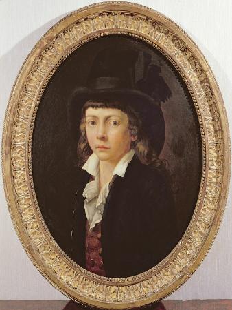 Portrait of Louis Xvii, c.1793