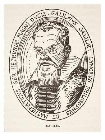 Galileo (Litho)