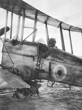 How Kut Garrison Was Fed by Flying-Machine: Ready for Flight with Bags of Grain