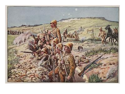 Fix Bayonets! in the Trenches at Ladysmith