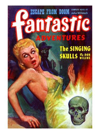 The Singing Skulls
