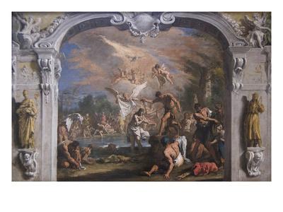 The Baptist of Christ