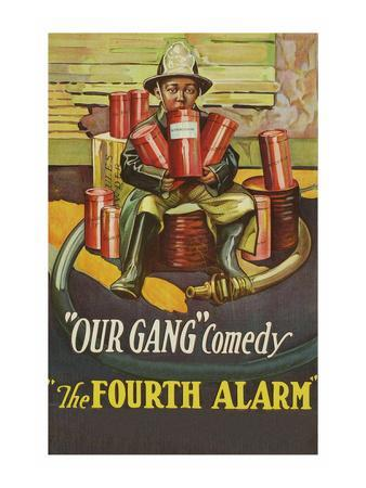 "The Fourth Alarm - ""Our Gang"""