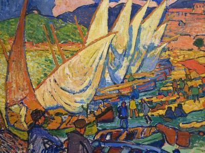 Fishing Boats, Collioure