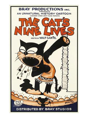 The Cat's Nine Lives