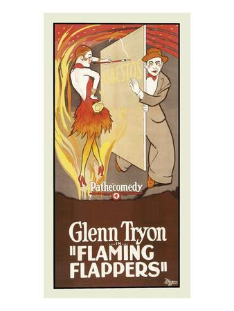 Flaming Flappers
