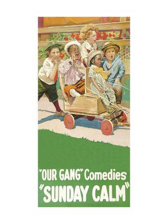 "Sunday Calm - ""Our Gang"""