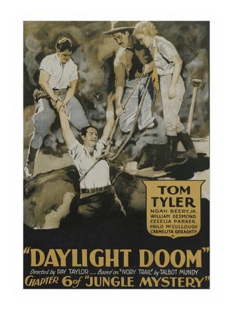 Jungle Mystery - Daylight Doom
