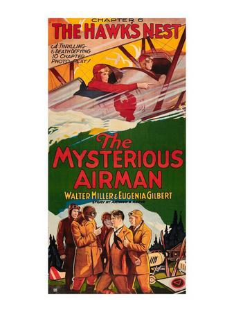 The Mysterious Airmen - the Hawks Nest