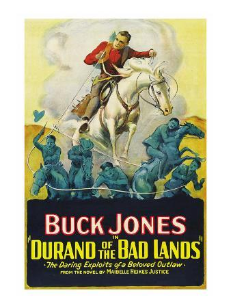 Durand of the Bad Lands