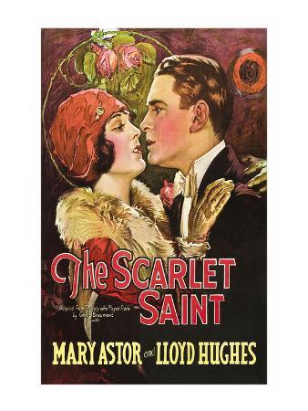 The Scarlet Saint