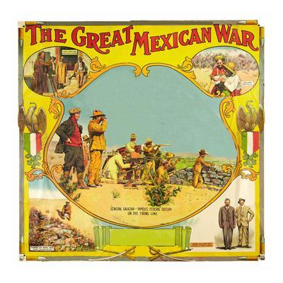 Great Mexican War