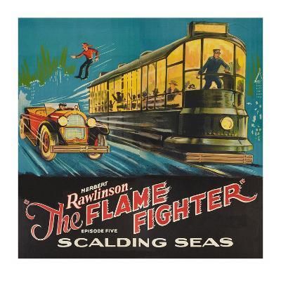 Flame Fighter - Scalding Seas