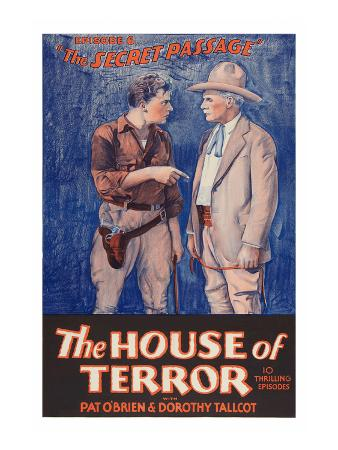The Secret Passage - House of Terror Serial
