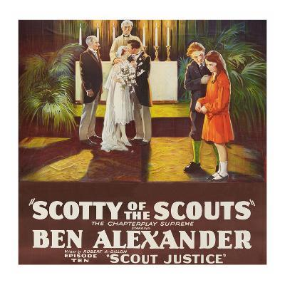 Scotty of the Scouts - Scout Justice