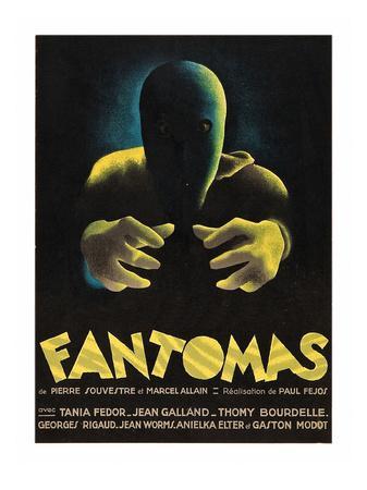 "Phantoms ""Fantomas"""