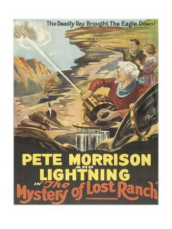 The Mystery of the Lost Ranch