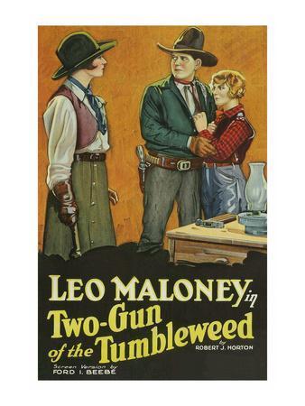 Two - Gun of the Tumbleweed