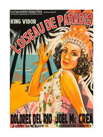 "Bird of Paradise ""L'Oiseau De Paradis"""
