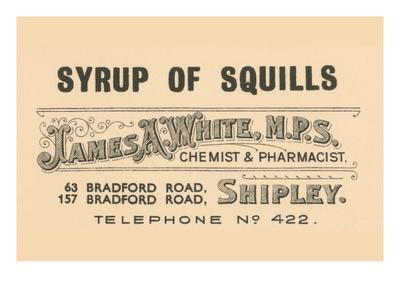 Syrup of Squills