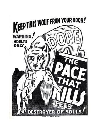 Dope: the Pace That Kills