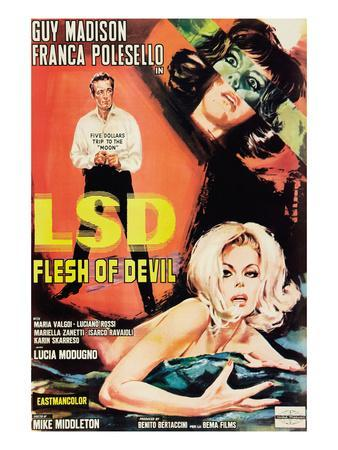LSD: Flesh of the Devil