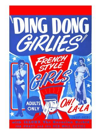 Ding Dong Girlies