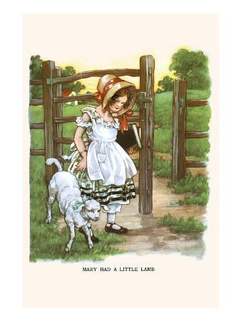 Mary Had a Litte Lamb