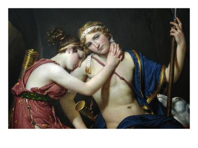 Farewell of Telemechus and Eucharis