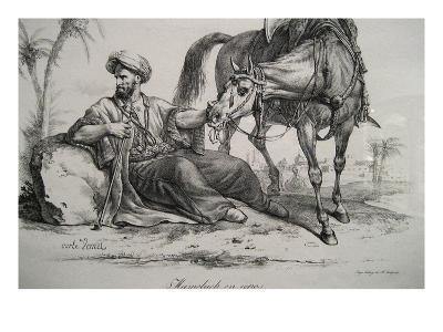 Mamluk Resting