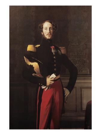 Ferdinand-Philippe-Louis-Charles-Henri, Duc D'Orleans