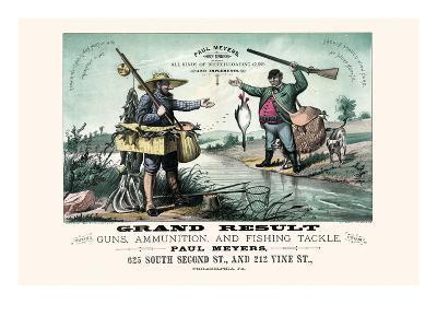 Grand Result Buying Guns, Ammunition, and Fishing Tackle